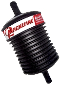 "Magnefine 5/16"" Magnetic Inline Transmission Filter"